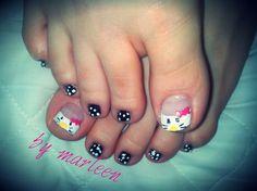 hello+kitty+by+marleen+-+Nail+Art+Gallery+nailartgallery.nailsmag.com+by+Nails+Magazine+www.nailsmag.com+#nailart