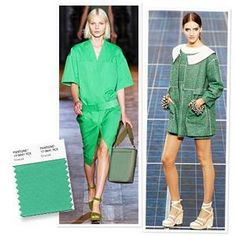 The Pantone color of the year is emerald green. Photos: ImaxTree (2); Courtesy Photo