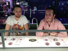Winelovers all'Enoscuola di Firenze con Luca Gardini!