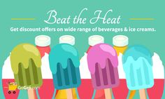 #BeattheHeat with nice cool treat @ GoGro.com