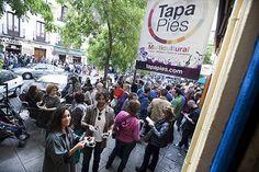 Multiculturalidad y gastronomía aa pie de calle en Tatapiés 2015 http://blogs.periodistadigital.com/elbuenvivir.php/2016/09/23/p389531#more389531