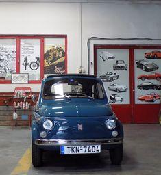 Polishing and detailing a Fiat 500 Fiat 500, Vintage Cars, Classic Cars, Restoration, Polish, Vitreous Enamel, Vintage Classic Cars, Nail, Classic Trucks