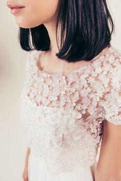 Fleur wedding crop separates