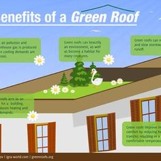 20 Colleges Embracing the Green Roof Trend via @trapit