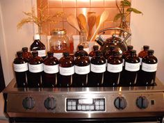 Adrenal Support Tincture Recipe