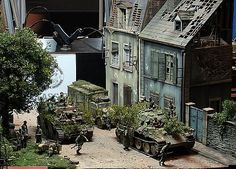 Bolt Action Miniatures, Military Action Figures, Wargaming Terrain, Military Modelling, Pulp Art, Panzer, Toy Soldiers, World War Two, Scale Models