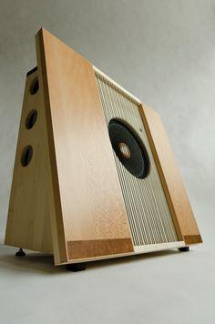 Musical Affairs Mini Baffle loudspeaker.