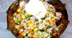 Сытный и очень вкусный салат на любой праздник!