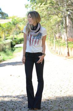 INSPIRAÇÃO - LOOKS SIMPLES E MODERNOS! - Juliana Parisi - Blog