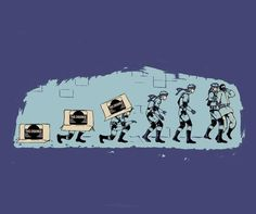 The evolution of Solid Snake #TeamGeekSwag #MGS