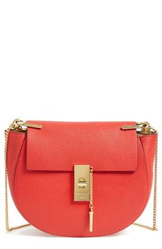 red cross body by Chloe