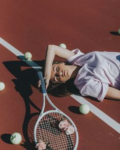 31 ideas for sport style photoshoot photo shoot Tennis Photography, Editorial Photography, Photography Poses, Tennis Fashion, Sport Fashion, Tennis Pictures, Vintage Tennis, Foto Casual, Fitness Photoshoot