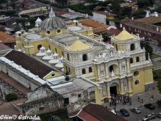 Iglesia de la Merced, Antigua Guatemala | Flickr - Photo Sharing!