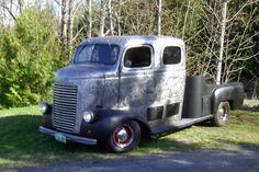 Custom 1946 Dodge COE