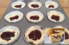Cupcake Cookies, Cupcakes, Desert Recipes, Amazing Cakes, Sweet Recipes, Cheesecake, Deserts, Food And Drink, Sweets