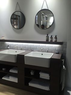 The challenge of finding the right balance of looks and function is best displayed when it comes to furniture and accessories designed for utilitarian spaces such as the bathroom or the laundry room.
