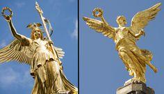 Monumentos del DF que se parecen a otros en el mundo.