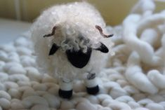 The Valais Blacknose sheep are an absurdly adorable breed of sheep typically found in Switzerland.  With long, seemingly permed white …