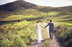 Wedding in Ireland. Then my life would be complete.