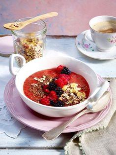Richtig frühstücken - schneller abnehmenZahlreiche Studien belegen: Nicht-Frühstücker nehmen über den Tag verteilt mehr Kalorien zu sich