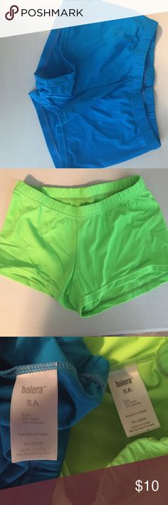 Athletic shorts Both never worn! In good condition! Both for $10 balera Shorts