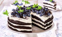 sütnijó! – Kipróbált sütemény receptek - Fekete bársony torta Black Velvet, Cheesecake, Food And Drink, Cakes, Mascarpone, Cake Makers, Cheesecakes, Kuchen, Cake