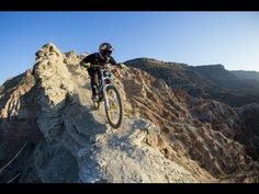 Get more into Rampage here: http://win.gs/1eOPQqe Need more #Mountain #Biking? Check out: http://win.gs/1graAL1 On a gusty day in Southern Utah, a group of 25 ...
