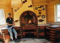 Four A Pizza, Stove, Indoor, House, Cooking Stove, Interior, Home, Hearth, Haus