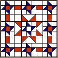 The Coast Guard Star Pattern