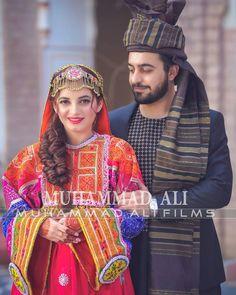 Afghan Clothes, Afghan Dresses, Afghan Wedding, Afghanistan, Captain Hat, Culture, Couples, Hats, Men Clothes