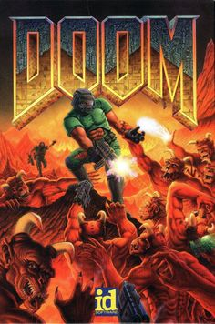 (*** http://BubbleCraze.org - If Tetris and Bubble Shooter had a kid, this would be it! ***) DOOM | Don Ivan Punchatz