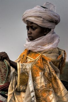 Durbar Festival, Nigeria.
