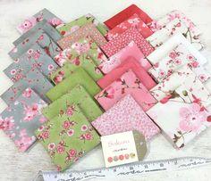 Sakura for Moda Fabrics - December 2016
