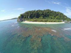 Keindahan yang Tersembunyi dari Pulau Keluang