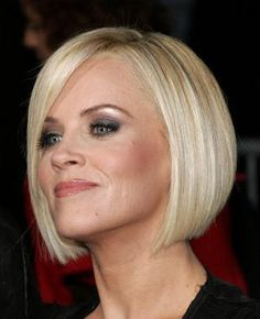 Jenny-Mccarthy-Short-Bob Latest Short Bob Haircuts for Women Jenny-Mccarthy-Short-B Bob Haircuts For Women, Short Bob Haircuts, Straight Hairstyles, Short Straight Hair, Short Hair Cuts, Short Hair Styles, Short Bob Cuts, Haircut For Thick Hair, Pixie Haircut
