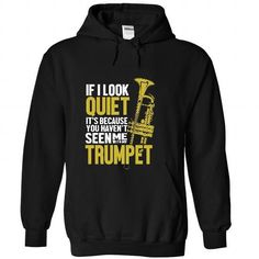 I with My Trumpet T-Shirts & Hoodies Check more at https://teemom.com/music/i-with-my-trumpet.html