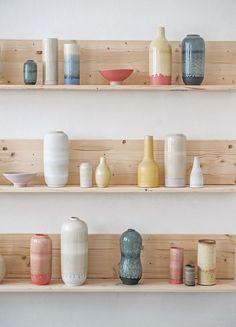 Ceramics  : The Tortus Boutique in Copenhagen