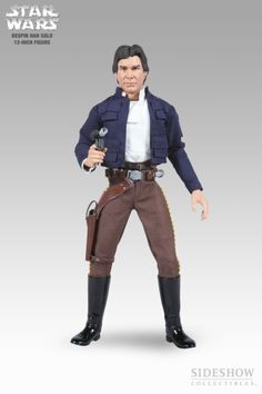 Sixth Scale Figure - Bespin Han Solo #2107