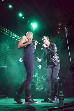Captivating Fitz And The Tantrums At Kansas City Power And Light Districts Kansas City  Live! Block