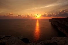 Sunset on Gozo 1 by dswinsor1 #ErnstStrasser #Malta Malta, Celestial, Explore, Sunset, Outdoor, Outdoors, Malt Beer, Sunsets, Outdoor Games