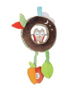 Treetop Stroller Toy Trio/Night-Day Owl by Skip Hop at Gilt