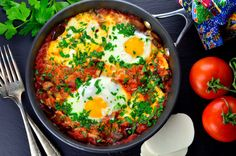 Shakshuka is the Perfect Meal for Weight Loss