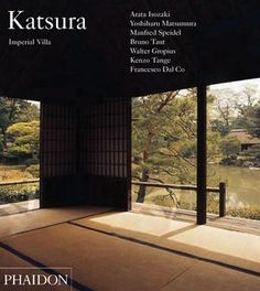 A book about the Katsura Imperial Villa that I would love to have.