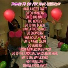 Birthday Ideas For Teens Hoe Tips 53 Ideas Sleepover Birthday Parties, Birthday Party For Teens, 14th Birthday, Girl Birthday, Birthday Ideas, Golden Birthday, Birthday Recipes, Birthday Crafts, Girl Advice