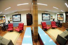 Interiores Corporativo - Pavesi Arquitetura