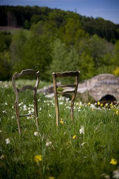 Jardin de Berchigranges, Vosges, France