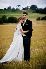Wedding Portrait Example by Jonathan Day