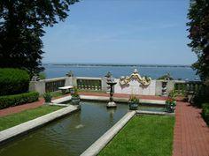 Vanderbilt House Long Island   Vanderbilt Mansion - Long Island