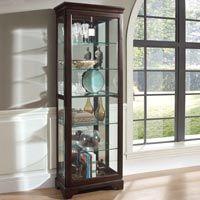 Inspirational Pulaski Curio Cabinet Costco