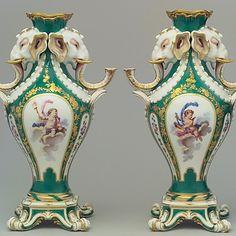 Taste of Opulence - Sevres Porcelain.